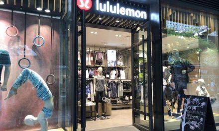Lululemon Crushes Comp Sales In Q3