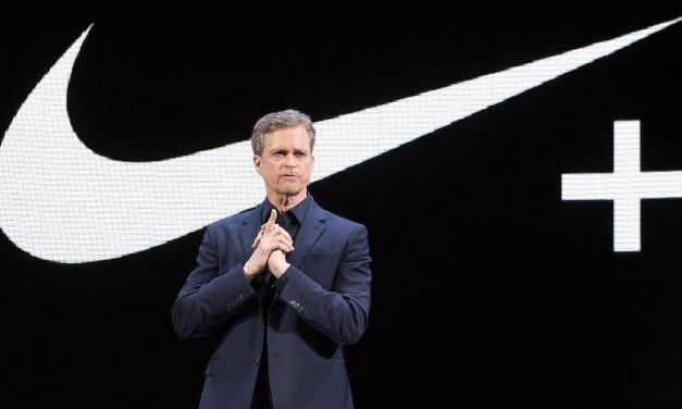 Nike CEO Mark Parker Bids Farewell (Sort Of) As Succession Looms