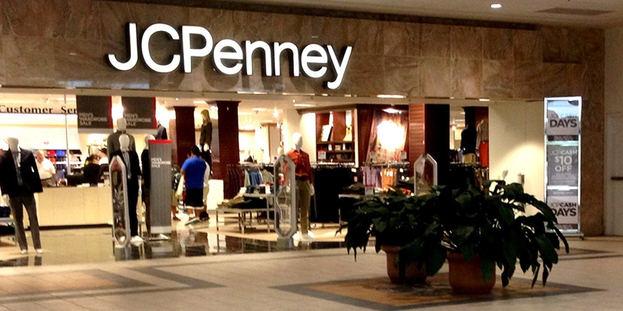 JCPenney To Close Six Stores This Spring
