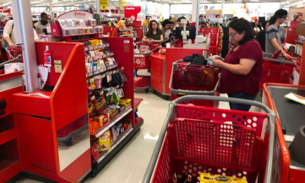 Target's Holiday Comps Miss Plan
