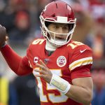 Patrick Mahomes Leads NFL Jersey Sales