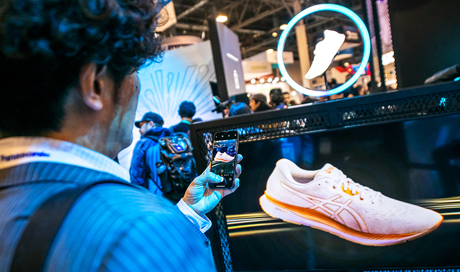 Sports Tech On Full Display At CES 2020