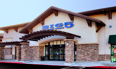Big 5 Sporting Goods Net Sales, Same-Store Sales Decrease In Q4