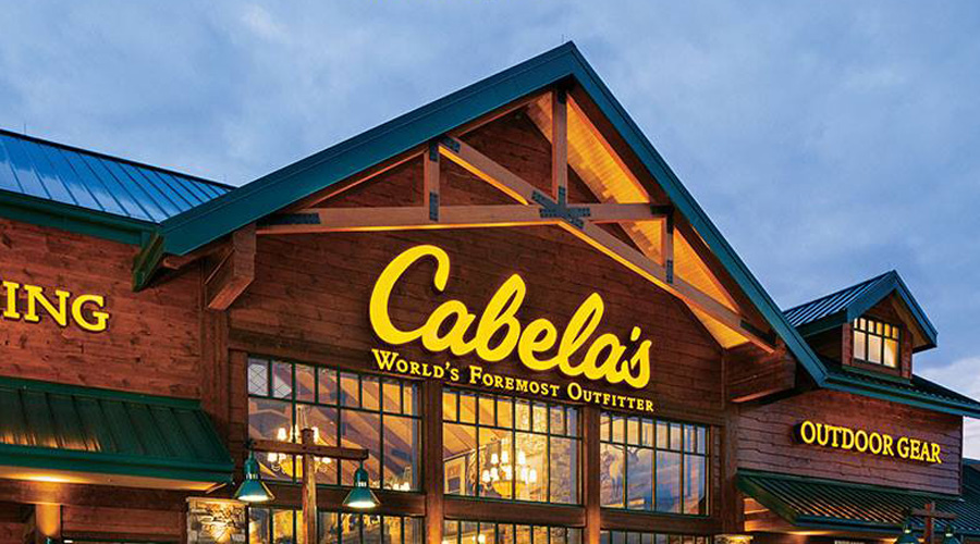 Cabela's Closing Two Stores