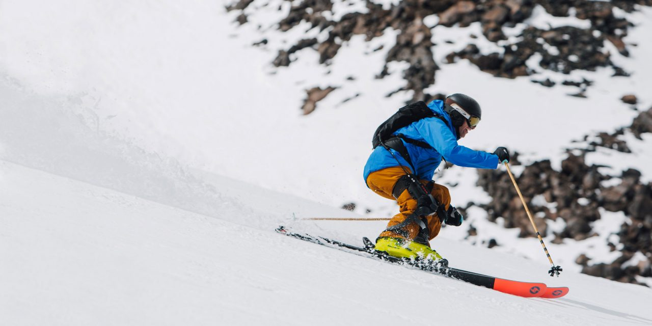 Elevate Ski Exoskeleton Now Available To Test At 10 U.S. Ski Resorts