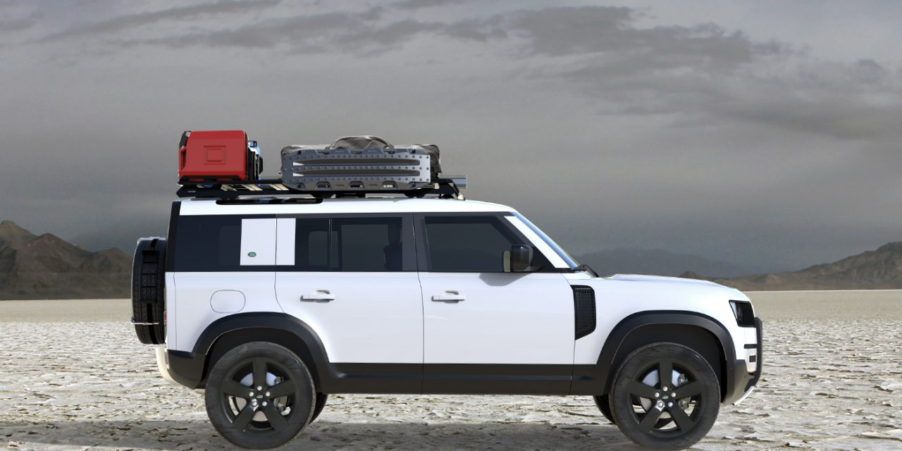 Front Runner Outfitters Gives New Land Rover Defender an Aftermarket Upgrade