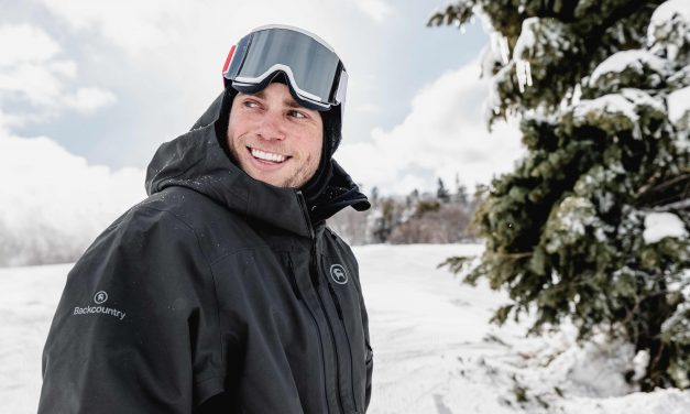 Freeskier and LGBTQ+ Advocate Gus Kenworthy Partners With Backcountry