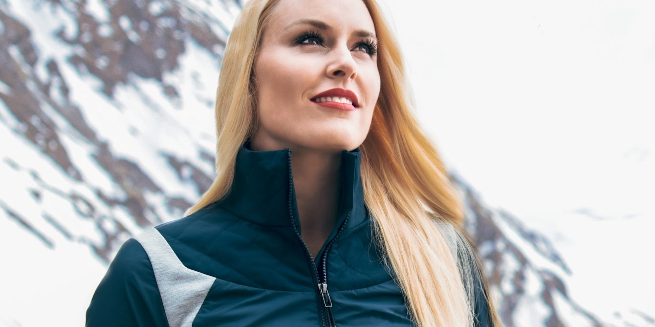Skiing Legend Lindsey Vonn And Head Sportswear Plan Successful Future Together