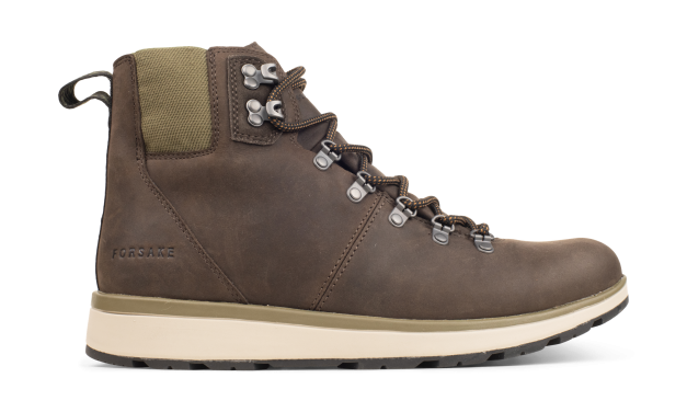 Forsake Introduces Premium Davos Collection And Expands Waterproof Styles For Fall 2020