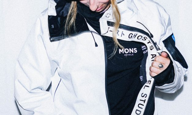 Mons Royale And Ghosts Team Up To Exclusively Outfit Freeride World Tour Riders Craig Murray And Jess Hotter