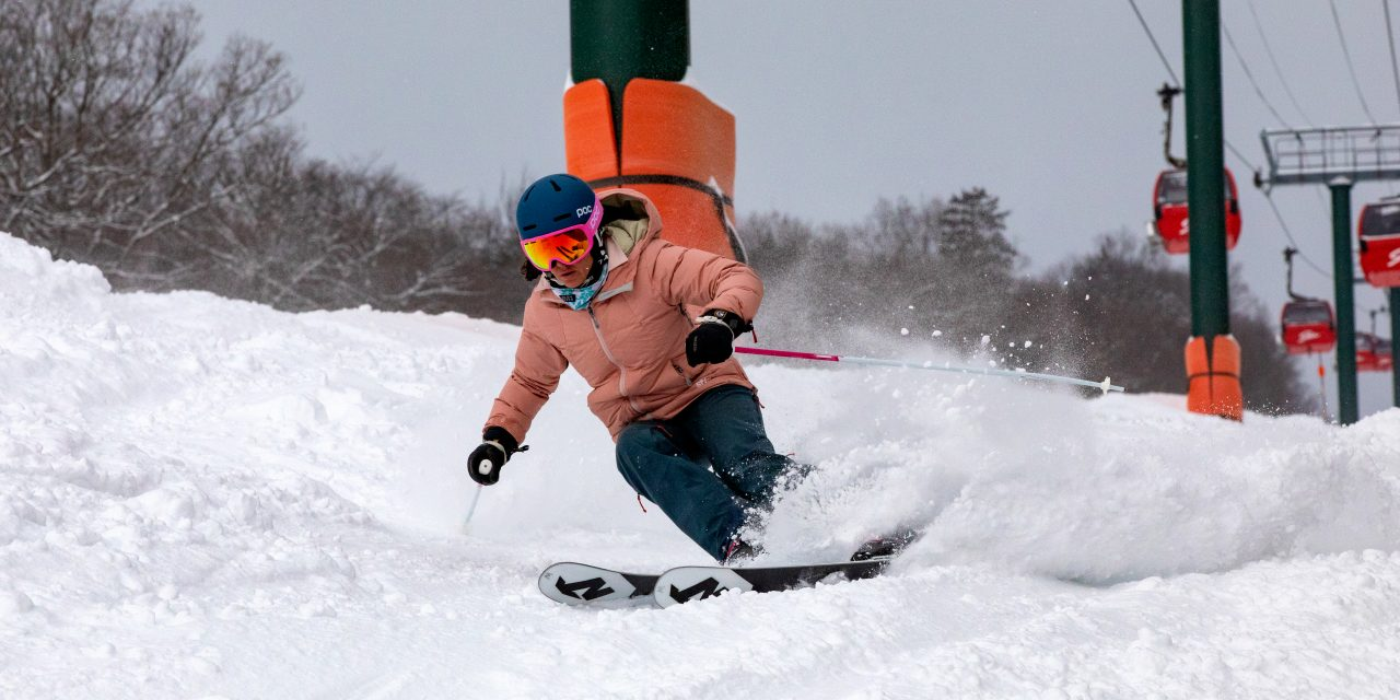 Nordica Introduces 2020-21 Santa Ana Women's All Mountain Ski Collection Featuring Terrain Specific Metal Construction