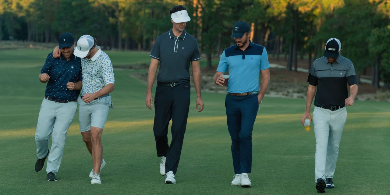 Original Penguin Golf Becomes Official Sponsor Of No Laying Up