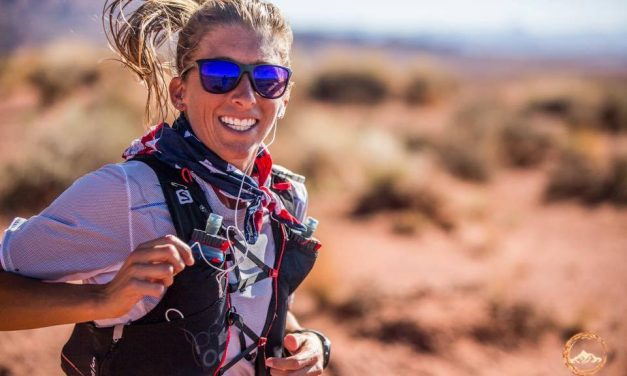 Ultra Trail du Mont Blanc Champion Courtney Dauwalter Extends Partnership With Salomon
