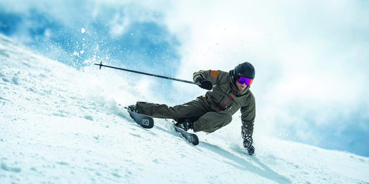 Salomon's New Stance All-Mountain Ski Collection Delivers Performance, Stability And Versatility
