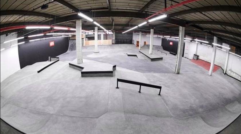 Vans Opens Indoor Skate Park In Brooklyn