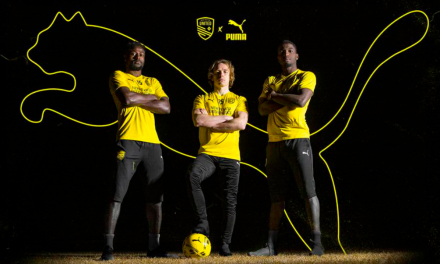 Puma Signs First American Professional Soccer Team