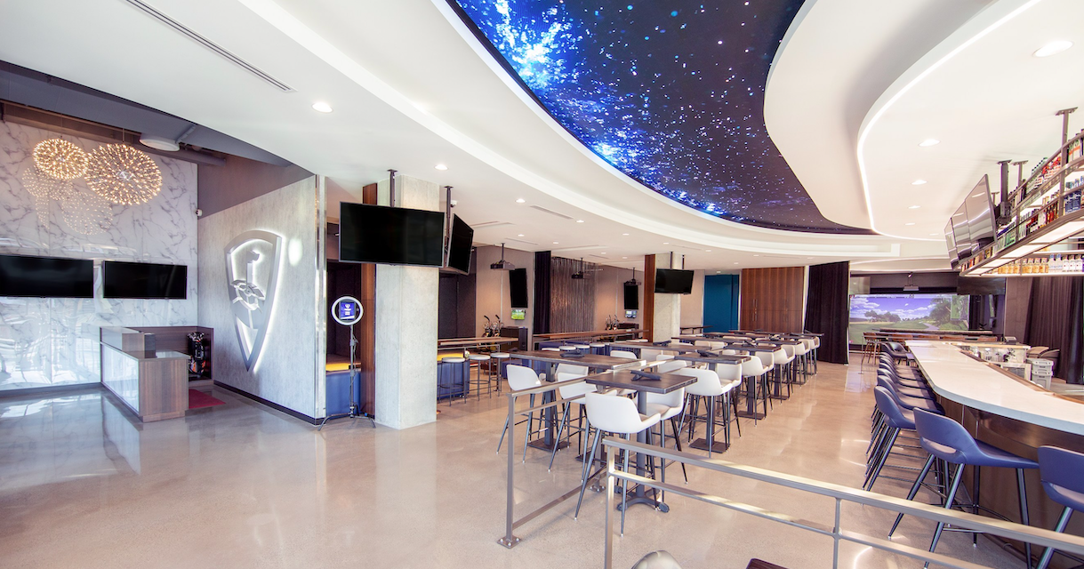 Topgolf Entertainment Group Launches 'Lounge by Topgolf' Concept