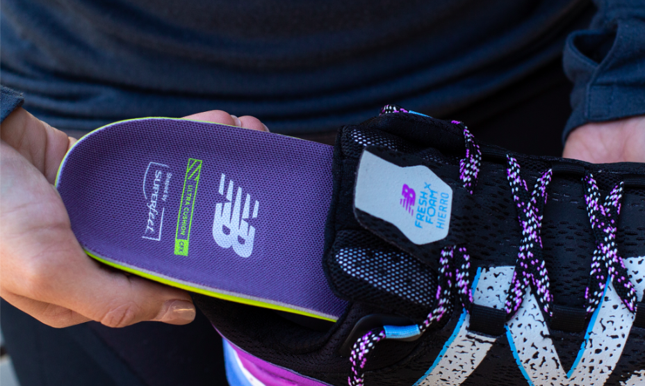 Superfeet Secures License Agreement For New Balance Insoles