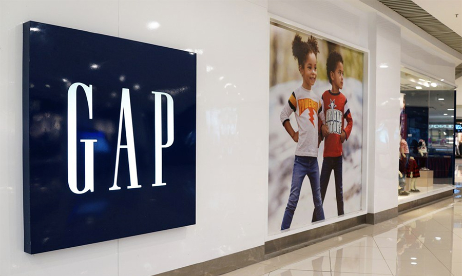 Gap's Chief Marketing Officer Steps Down
