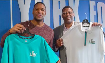 G-III Apparel Partners With Michael Strahan On Super Bowl LIV Capsule Collection