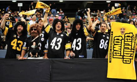 Pittsburgh Top City For Football Fans