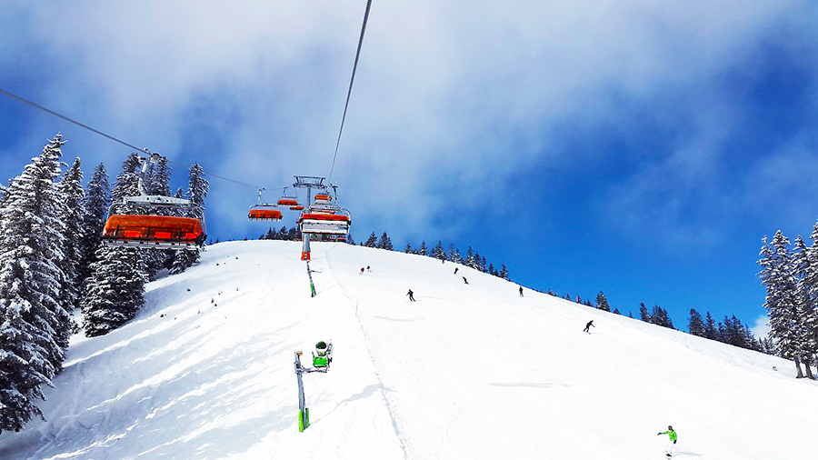 Vail Resorts Seeing Total Skier Visits Decline