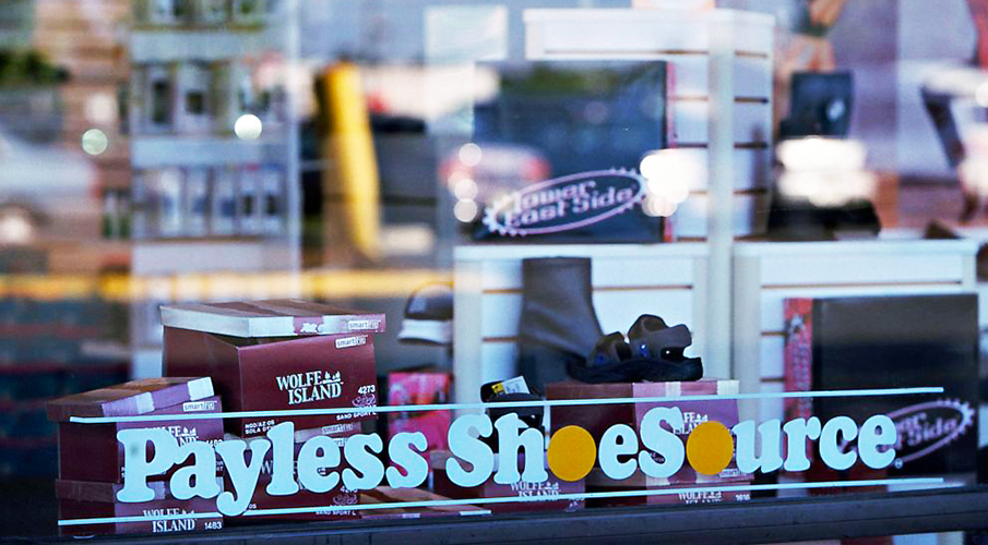 Payless ShoeSource's New Team Looks To Return To U.S. Retailing