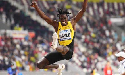 Puma Signs Current Long Jump World Champion