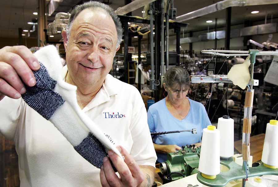 Thorlos Founder, James Thorneburg, Passes Away At 82