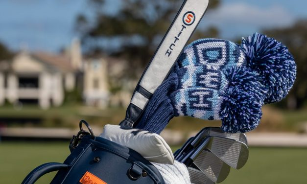 STITCH Golf Introduces Camo And Contender Knit Head Covers