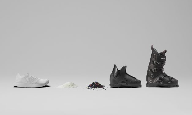 Salomon's Recyclable Running Shoe Concept Earns Innovation Award