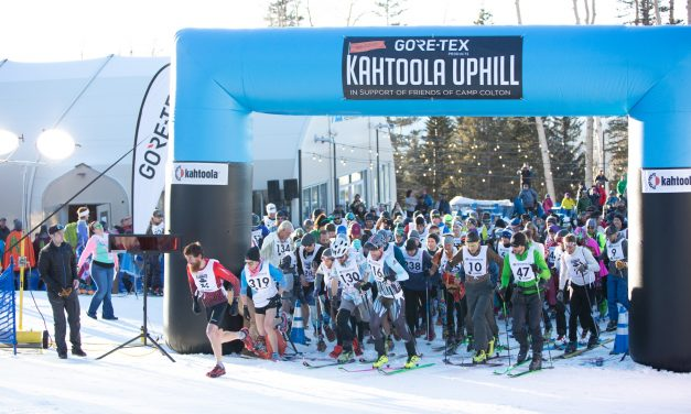 Kahtoola's 13th Annual Uphill Event Raises $52,000 For Friends Of Camp Colton