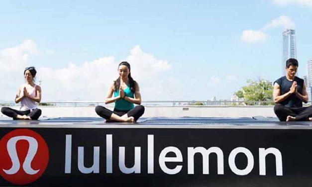 Lululemon Provides Update On China Operations
