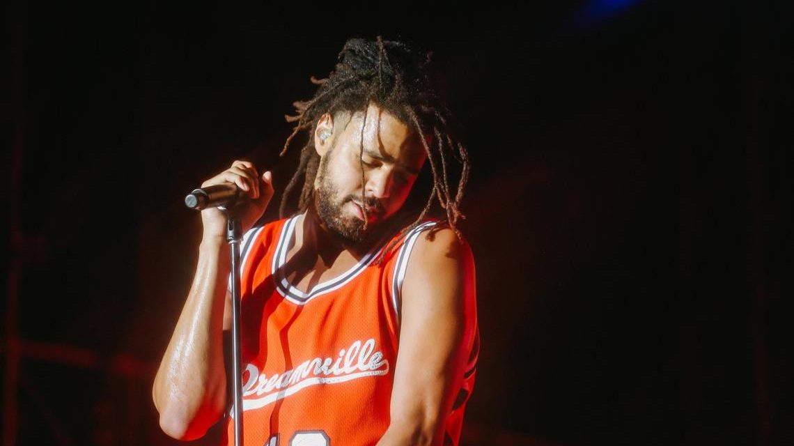 Puma Signs Grammy-Winning Artist J. Cole For Footwear And Apparel Deal