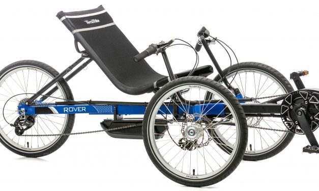 Bigger, Faster, More – TerraTrike Teams Up With Bosch To Offer E-Trike Boost Kit For Nation's Leading Trike Models