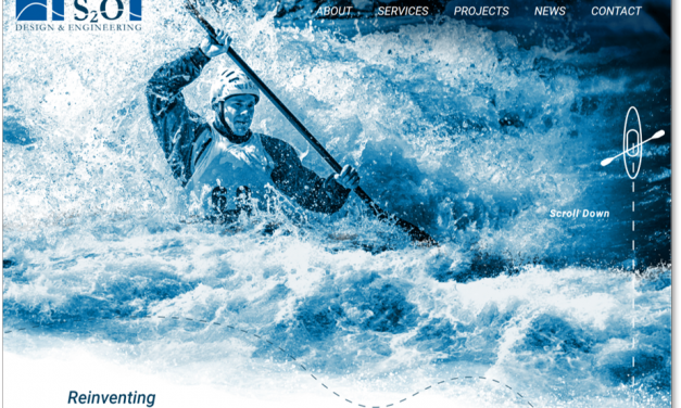 Whitewater Venue Designer S2O Design Launches New Website