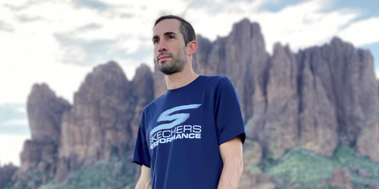 Skechers Signs Elite Runner Anthony Famigliett