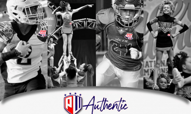 Pop Warner Launches Its Own Uniform Brand