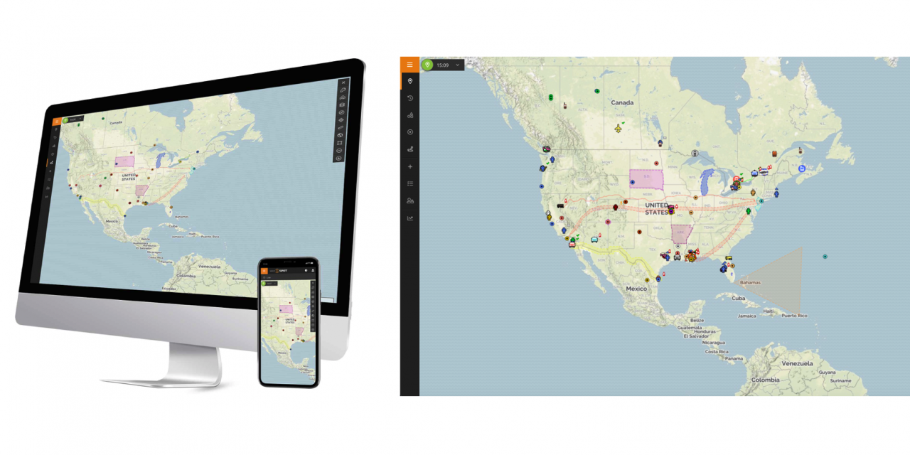 SPOT Launches SPOT Mapping To Provide Advanced Navigation And Tracking Services