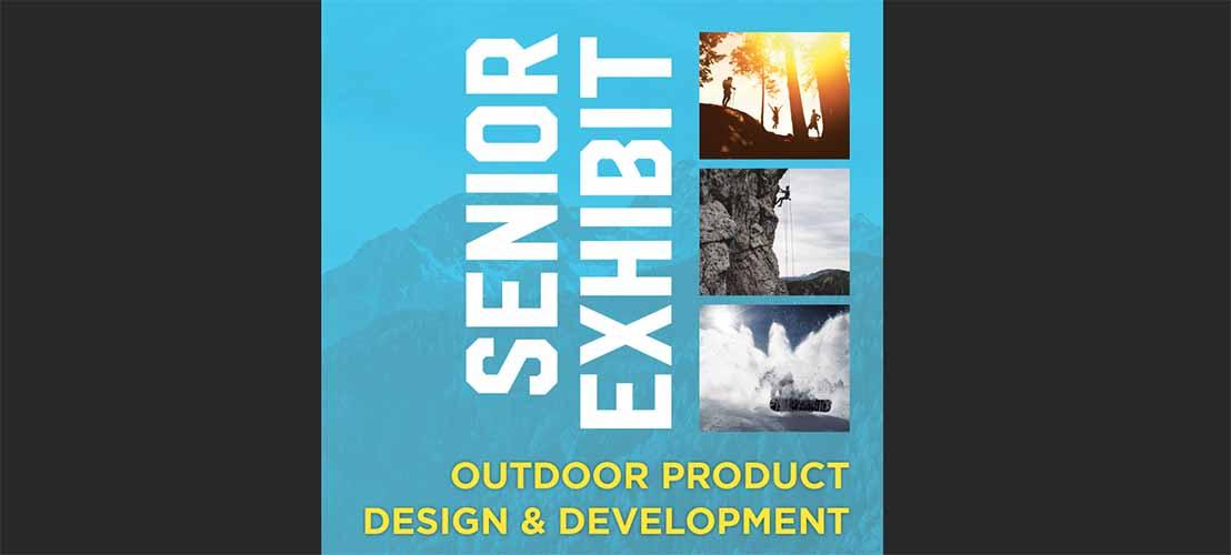 USU Outdoor Product Design and Development Program Holds Graduating Senior Exhibit