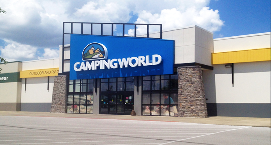 Camping World Losses Mount As 'Strategic Shift' Rolls On