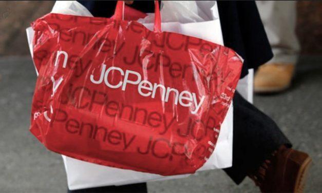 J. C. Penney's Q4 Comps Slide 7 Percent