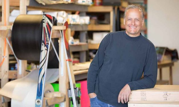 Meier Skis' Ted Eynon Talks Sustainability, 'Craft Skiery' And More