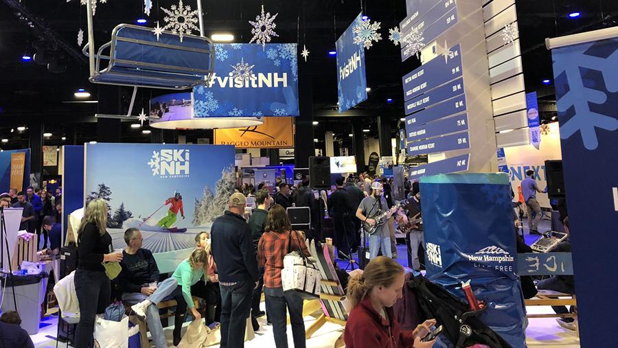 SIA Announces Snowbound Consumer Expos
