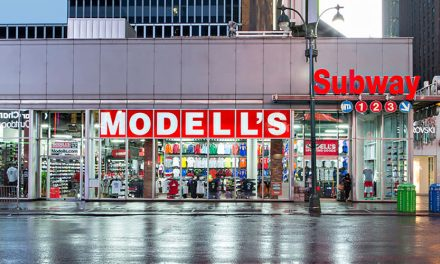 Report: Modell's Hires Financial Advisors