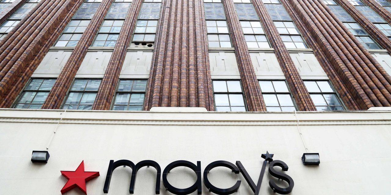 Macy's Q4 Exceeds Wall Street's Target