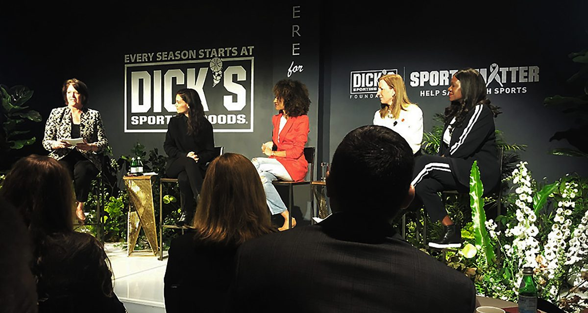 Dick's Doubles Down On Women's Sports