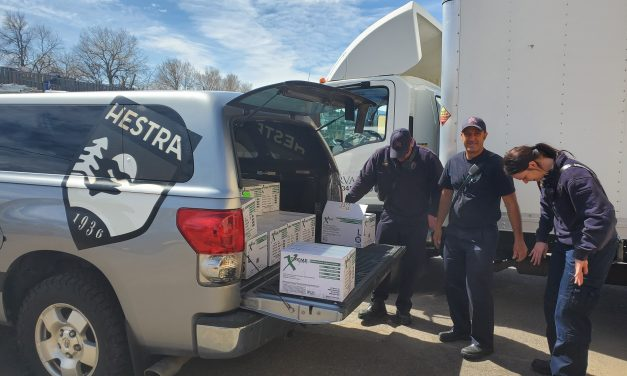 Hestra Donates 38,000 Pairs Of Gloves To Colorado First Responders
