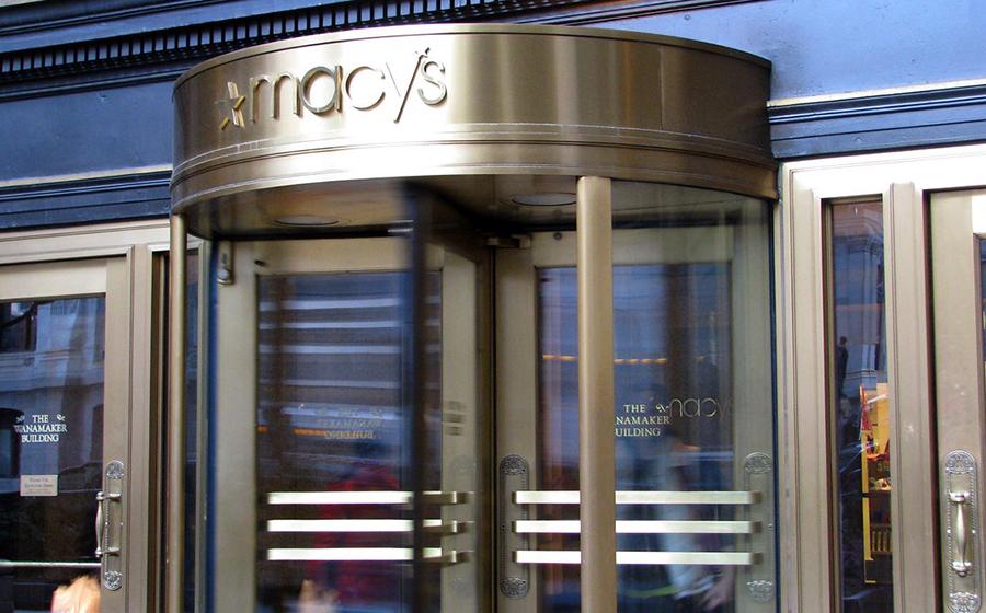 Macy's Continues Store Closures, Announces Furloughs