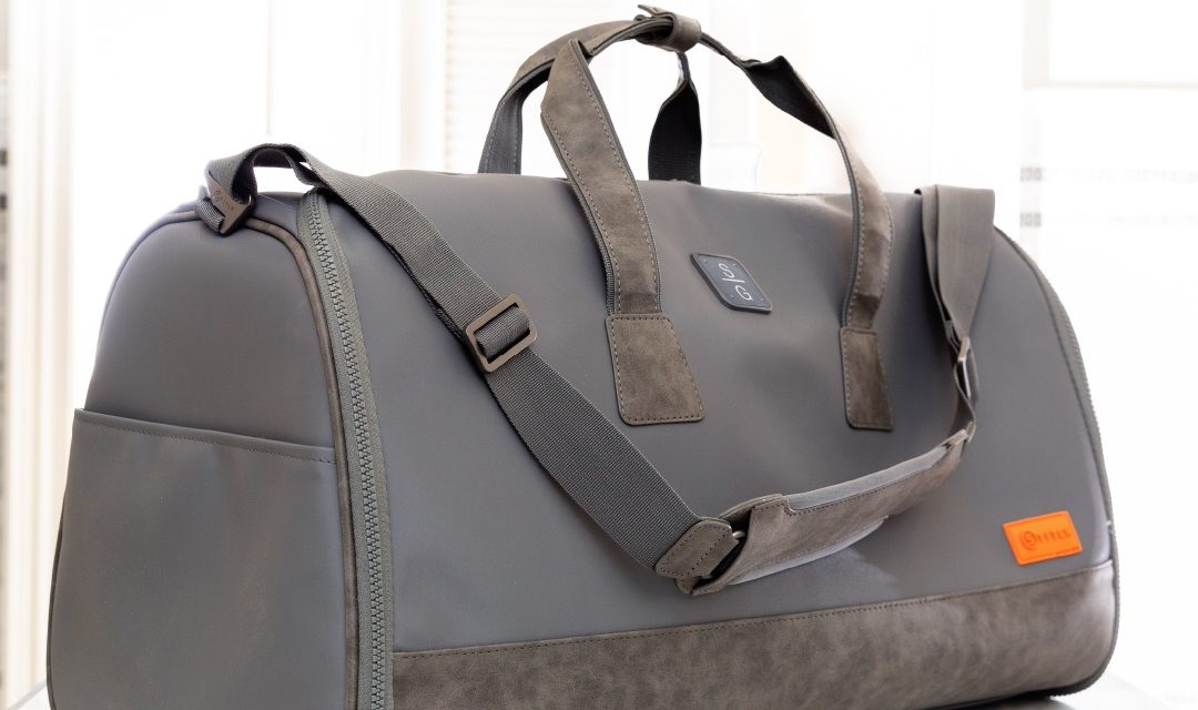 STITCH Golf Releases Clubhouse Duffle, Dopp Kit and Shoe Bags Innovative Travel To Meet Every Need